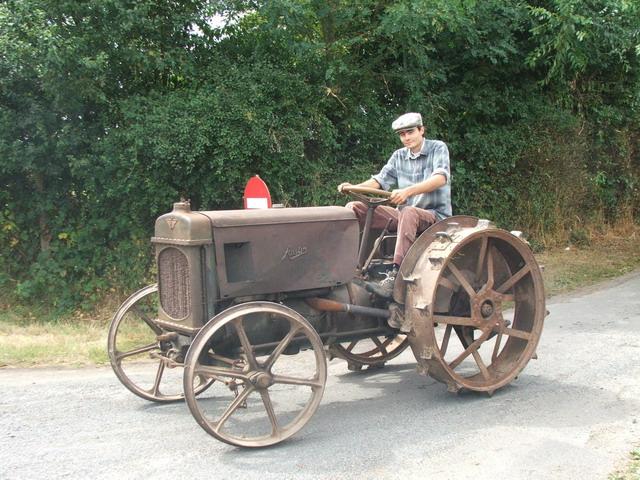 roues de tracteur agricole - photo #34