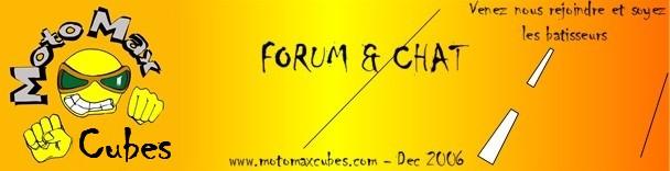 MCP & Forum MOTOMAXCUBES