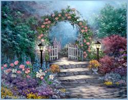 Le jardin aux merveilles de Fleur