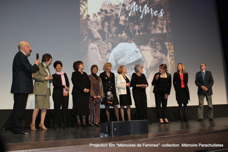 """Projection film """"Mémoires de femmes"""" mardi 16 avril 2013 Rawensbruck Memoire De Femmes"""