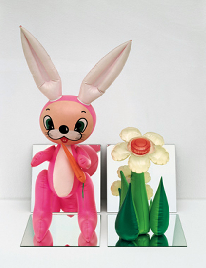jeff koons,kitch,versailles,