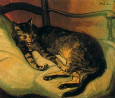 Steinlein,chat,chats,peinture de chat,,art maniac,art-maniac,bmc,peinture,culture,le peintre bmc,
