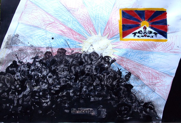 tibet libre,free tibet,