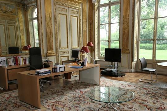 Bureau du ministre - Cabinet du ministre de l interieur ...