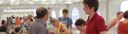 forum citoyen frontignan, FIRN festival international du roman noir, une 2è journée calme...