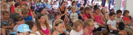 forum citoyen frontignan, FIRN festival international du roman noir, Pleins feux (du soleil) sur le FIRN 2009