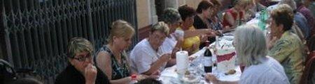 forum citoyen de frontignan, repas de rue les 4 saisons