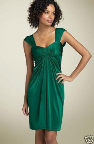 Robe la mode robe de soiree pour mariage verte for Robe vert aqua pour mariage