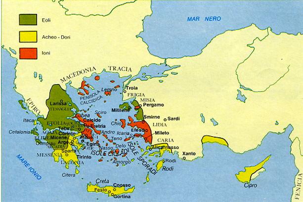 Atlante storico il mondo greco viii i a c - Lettere unipa portale ...