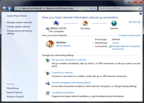 how to change homegroup to workgroup in windows 7