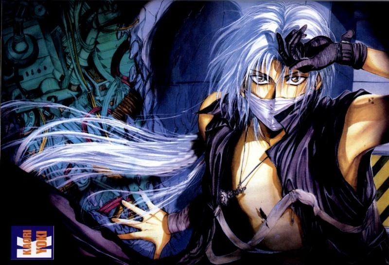 Les personnages mangas - Image de personnage de manga ...