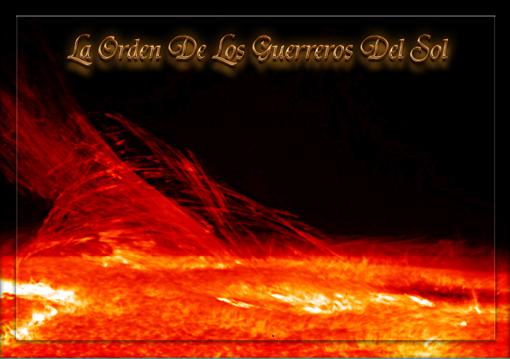 Orden De Los Guerreros del Sol