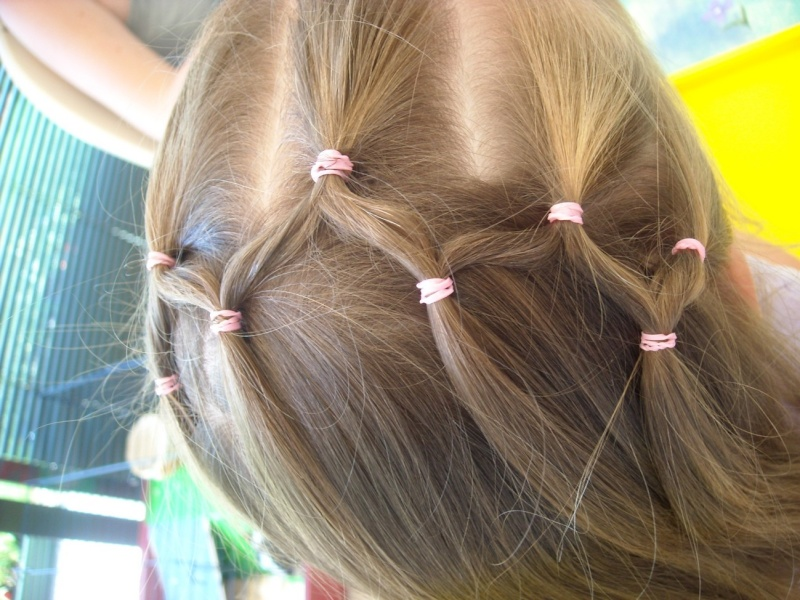 Coiffure pour petite fille page 2 for Comidee coiffure petite fille