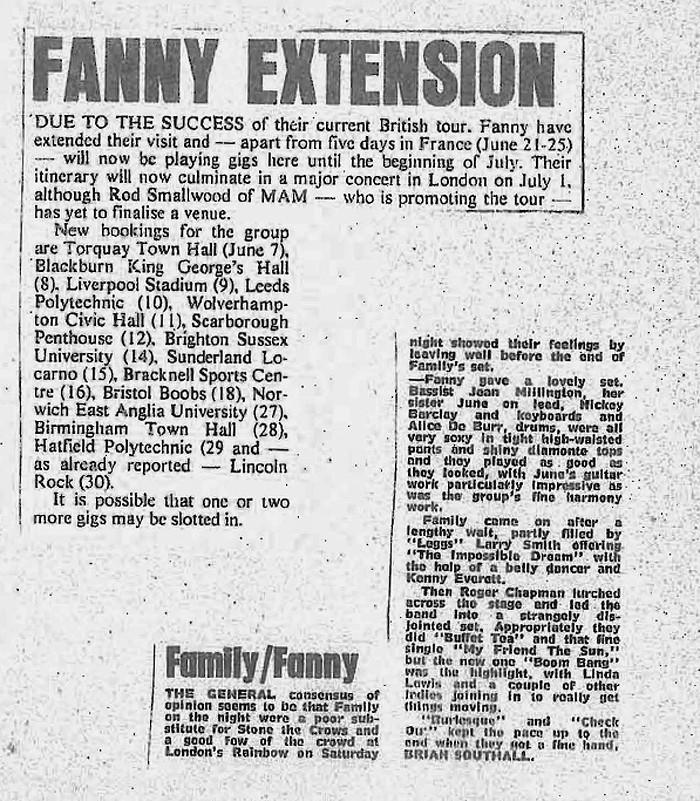 Fanny Family