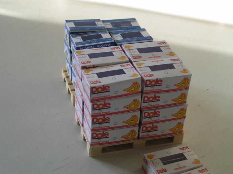 Combien de carton sur une palette camions rc fr - Combien de parpaing sur une palette ...