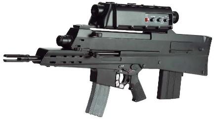 le meilleur fusil dassaut
