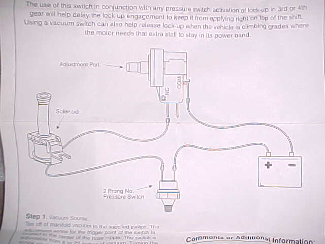 instr311 automatic tranny questions page 1 700r4 torque converter lock up wiring at crackthecode.co