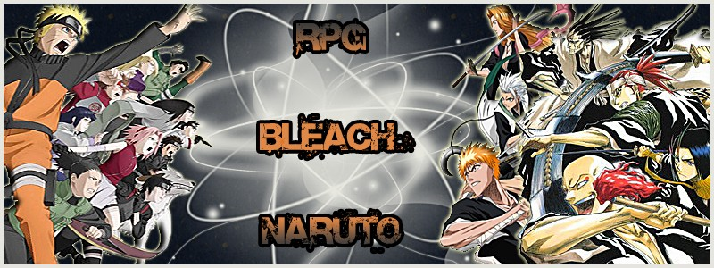 RPG Bleach Naruto