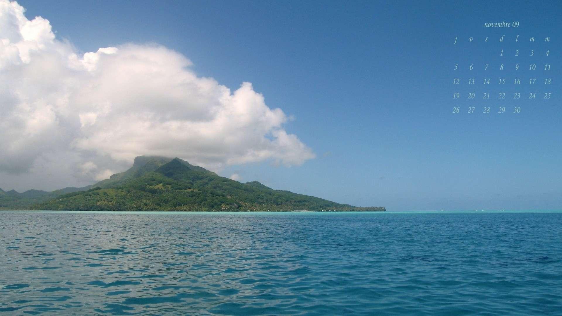 Fond d 39 cran novembre les corion tahiti for Fond ecran novembre