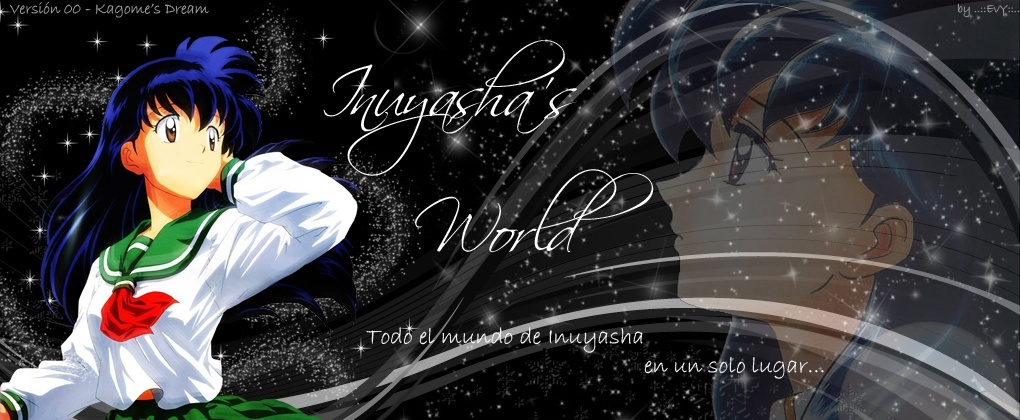 .·°o.O InuYahsa's World O.o°·.