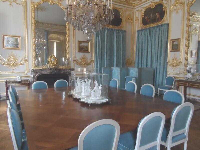 Histoire des salles manger de versailles for Salle a manger louis xvi