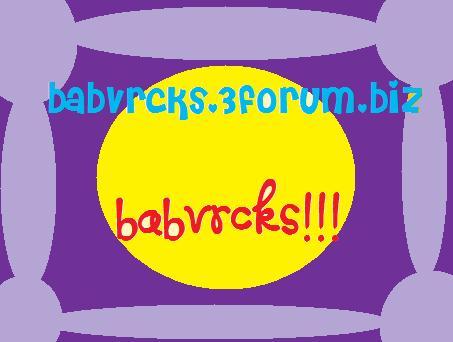 babvrcks