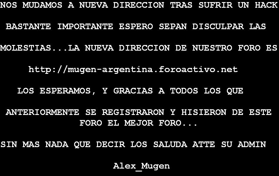 Mugen-Forever