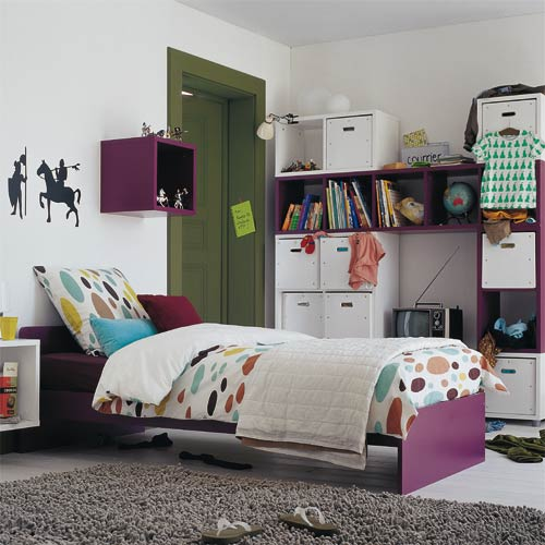 Le classique  peinture pour chambre de bébé (fille