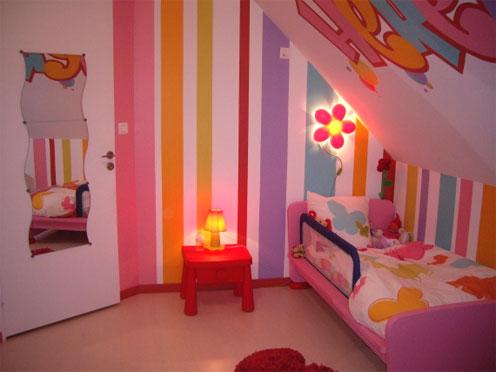 Le classique peinture pour chambre de b b fille help couleurs reprendre Peinture pour chambre fille