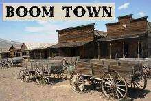The West - Boom Town