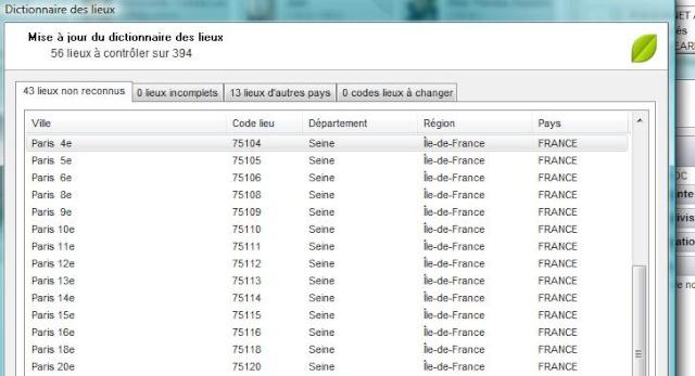 Code postal de paris for Code postal de besancon