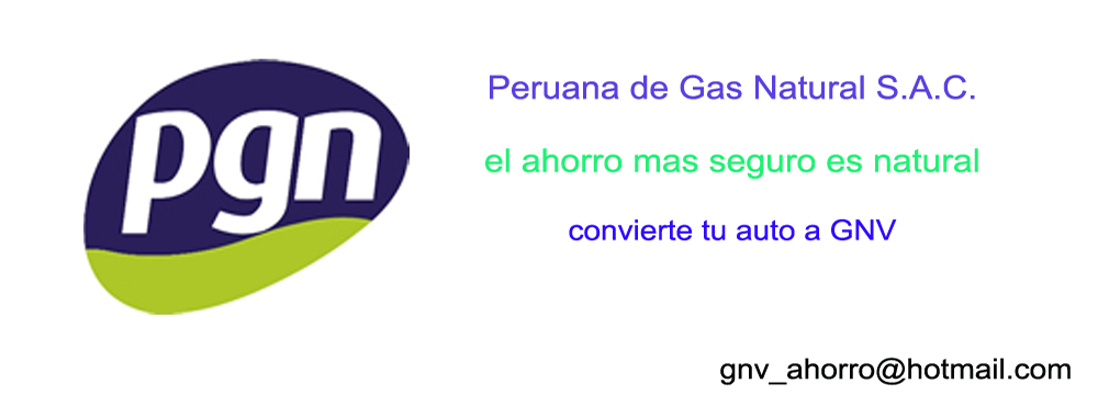 gas natural vehicular