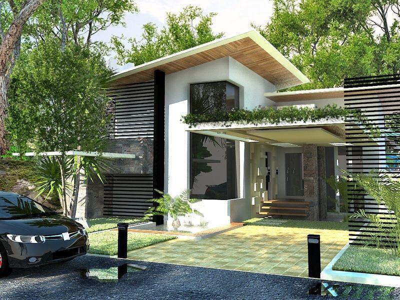 Modern Bahay Kubo Design Joy Studio Design Gallery