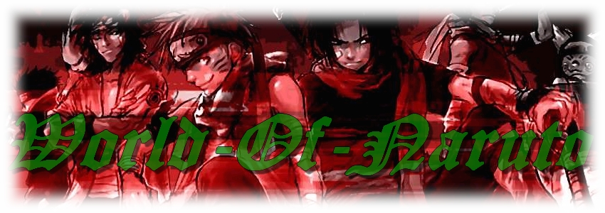 ..::.. Naruto World Rpg ..::..
