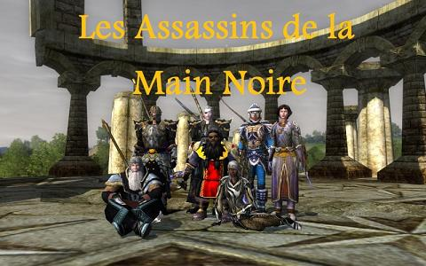 Les Assassins de la Main Noire