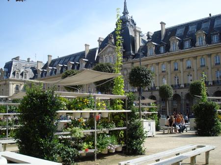 Les sept mervielle de monde for Jardin suspendu babylone
