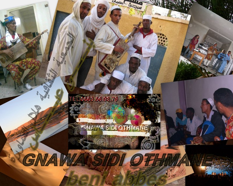 GNAWA SAIDI OTHMANE