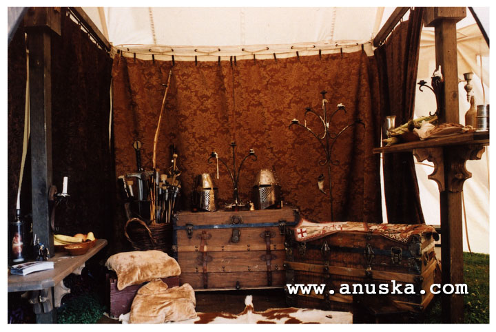 decoration de tente. Black Bedroom Furniture Sets. Home Design Ideas