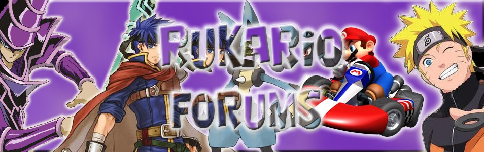 Rukario Forums