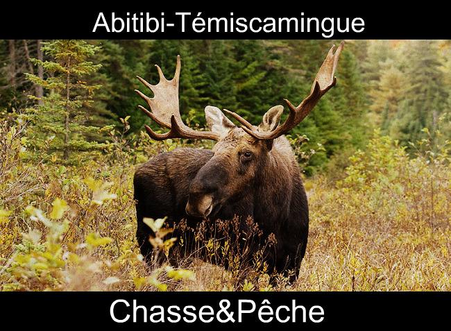 Chasse et Pêche en Abitibi-Témiscamingue