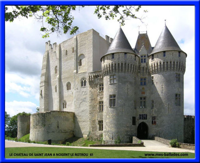 Les Chateaux De L U0026 39 Orne