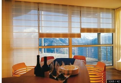 Besoin d 39 avis pour rideaux du s jour et cuisine - Store moderne fenetre ...