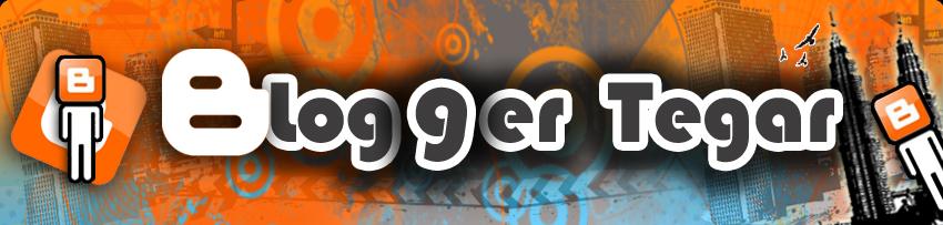 Blogger - Tegar