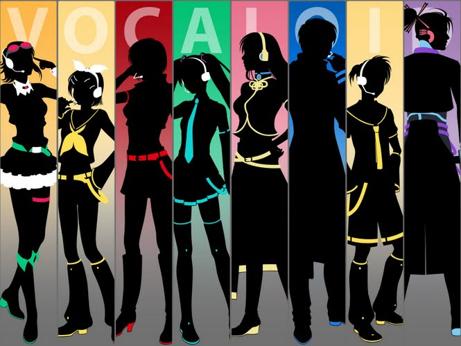 Vocaloid world~