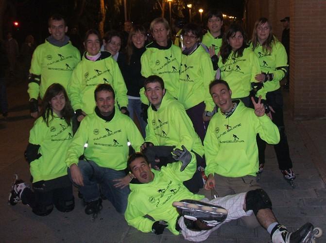 INLINE SKATE BARCELONA