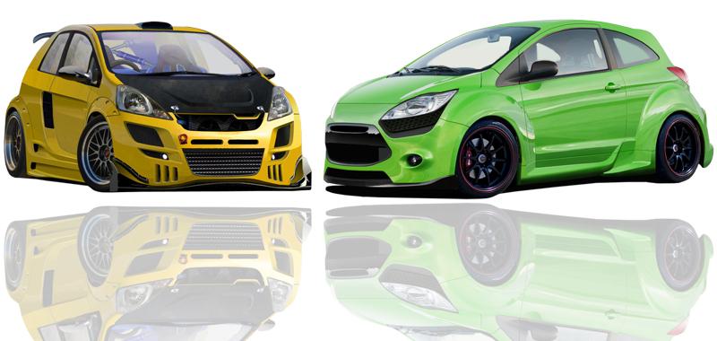 ART DIGITAL CAR