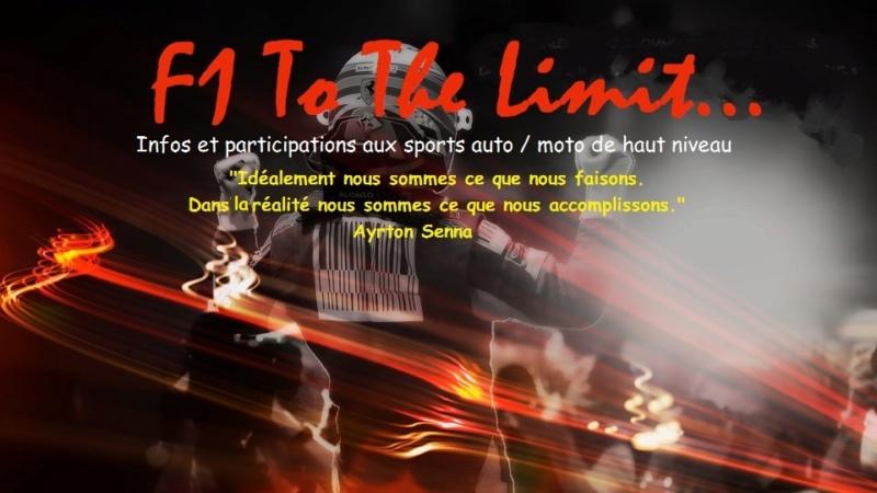 F1 To The Limit - Saison 2018
