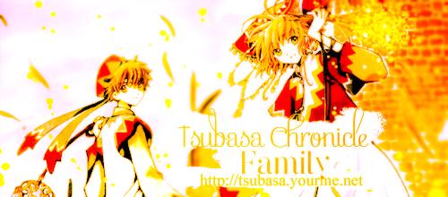 Tsubasa Chronicle Family