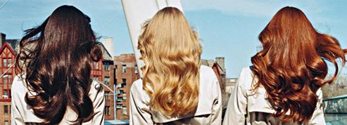 coquetterie féminine dans MOMENT DE VIE blonde10