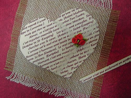 Les mots du coeur dans MOMENT DE VIE tablea10